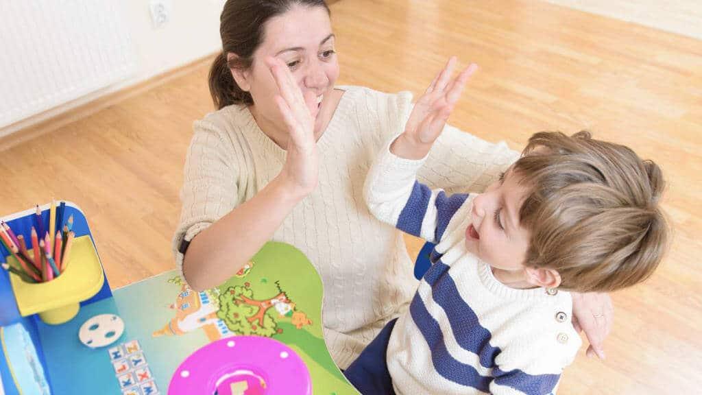 Коррекция поведения ребенка