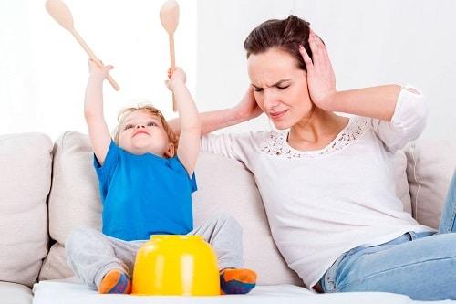 ребенок с гиперактивностью