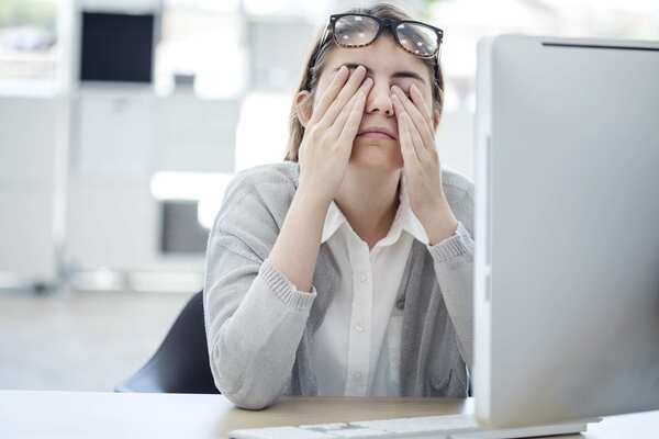 Синдром хронической усталости: причины, как снять